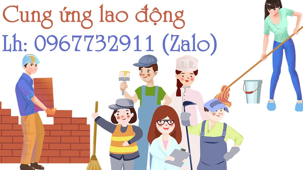Cung ứng lao động Đồng Nai, TpHCM, Bình Dương