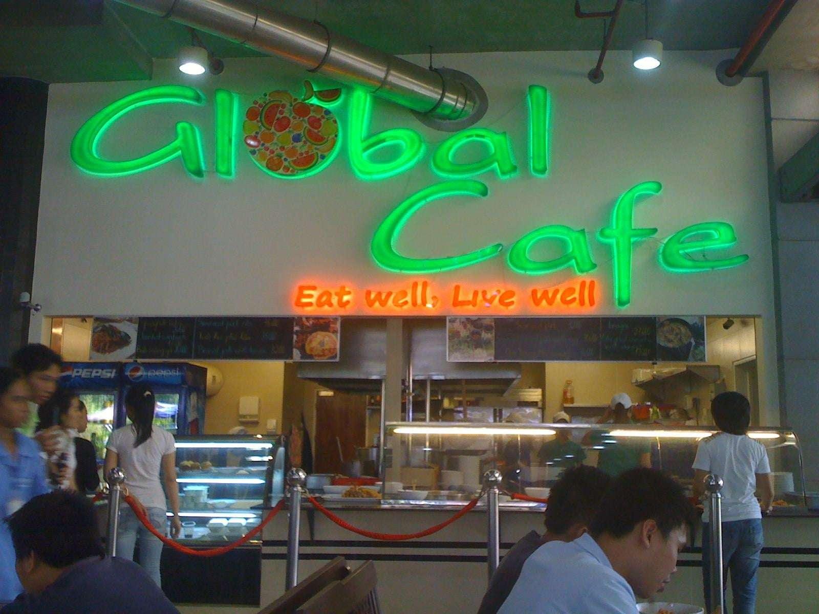 global cafe rmit bien hoa tuyen dung